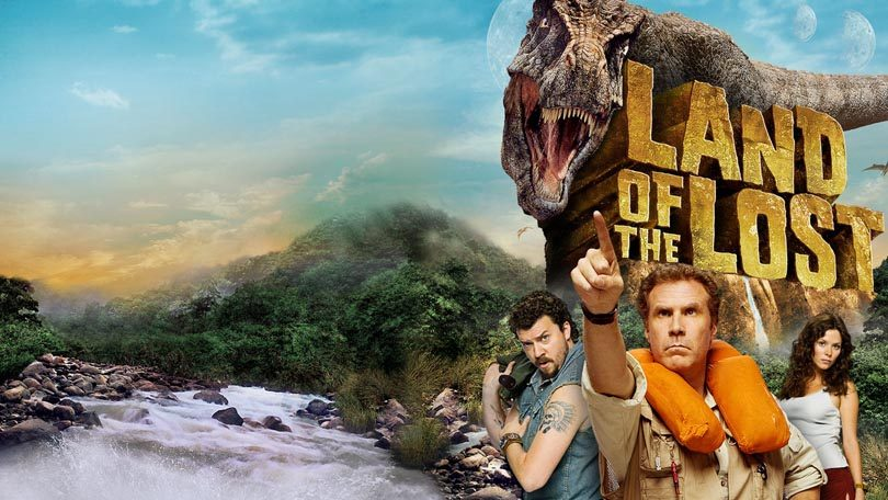 Land of the Lost Netflix