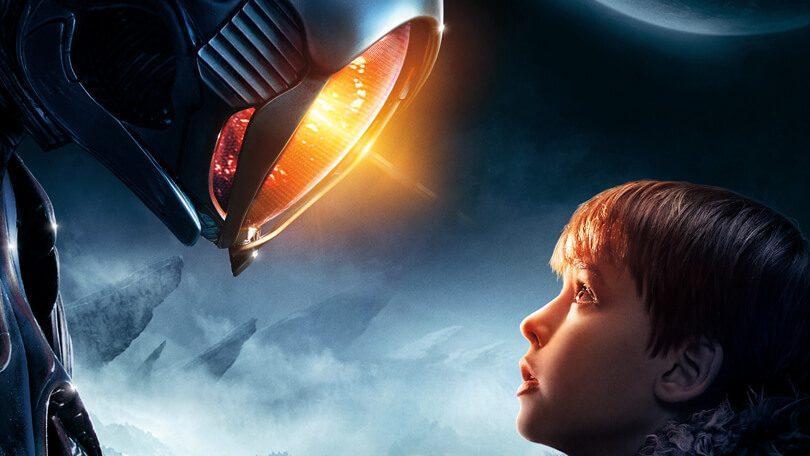 Lost in Space seizoen 1 Netflix