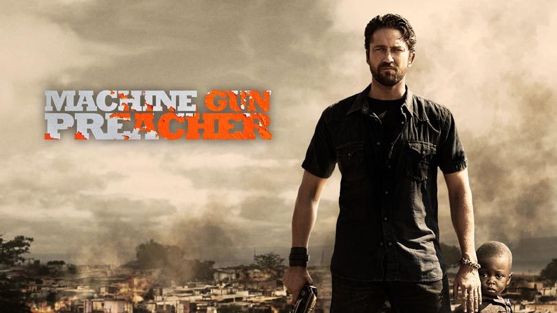 Machine Gun Preacher Netflix