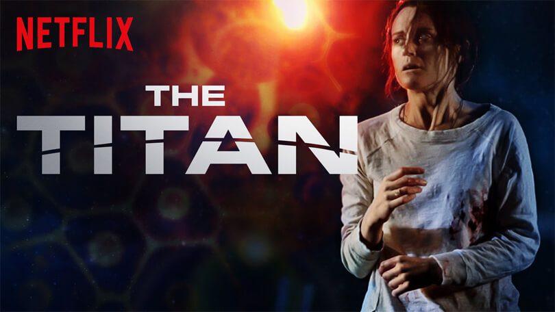 Netflix The Titan