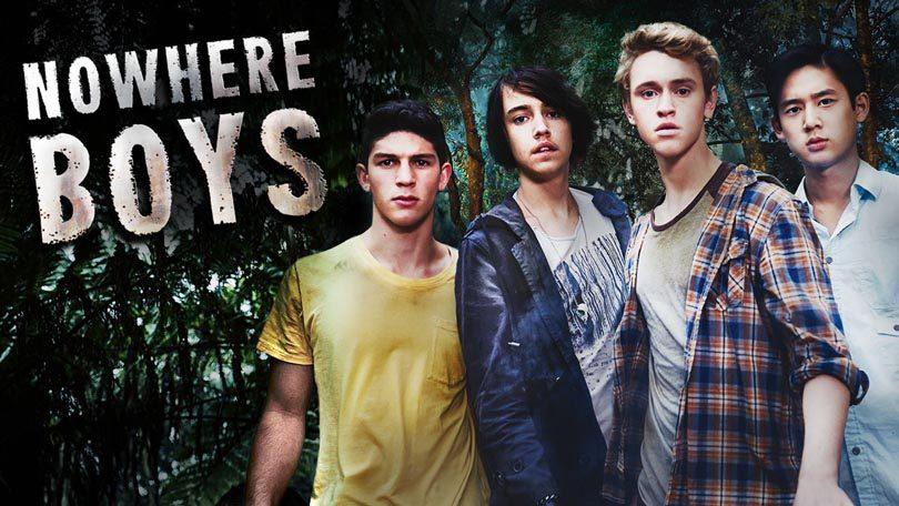 Nowhere Boys Netflix