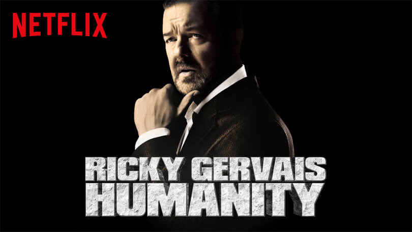 Ricky Gervais Humanity