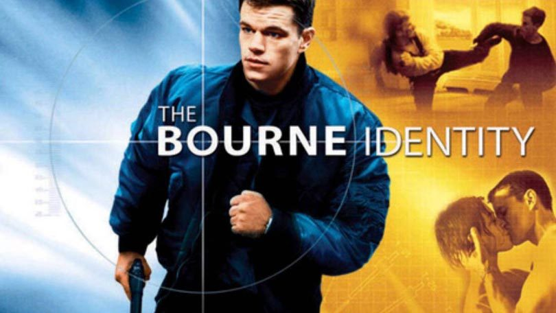 The Bourne Identity Netflix