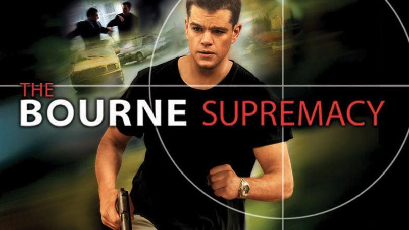 The Bourne Supremacy Netflix