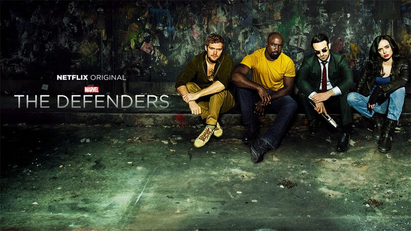 The Defenders seizoen 2 Netflix