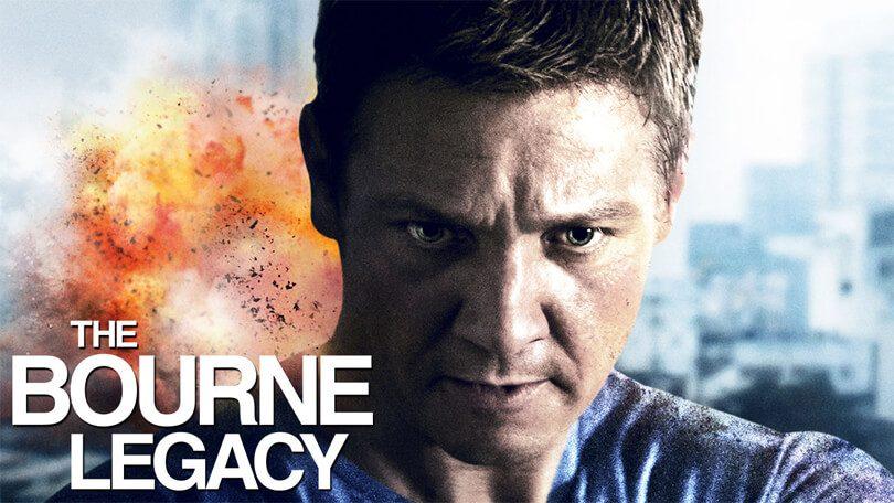 The Bourne Legacy Netflix