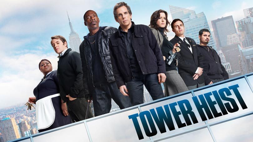 Tower Heist Netflix