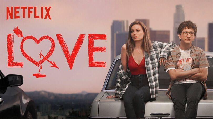 LOVE seizoen 3 Netflix