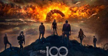The 100 seizoen 5 uitzendschema