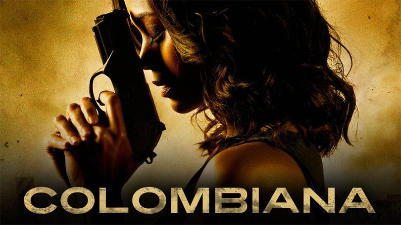 Colombiana Netflix