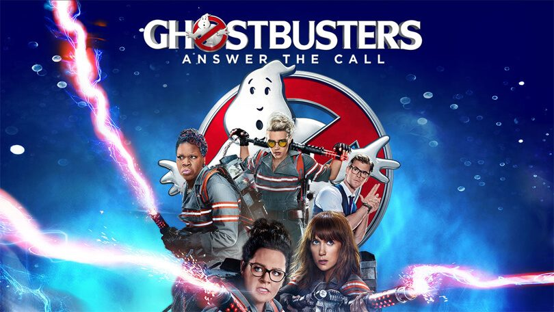 Ghostbusters 2016 Netflix