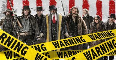 The Hateful Eight verwijderd Netflix