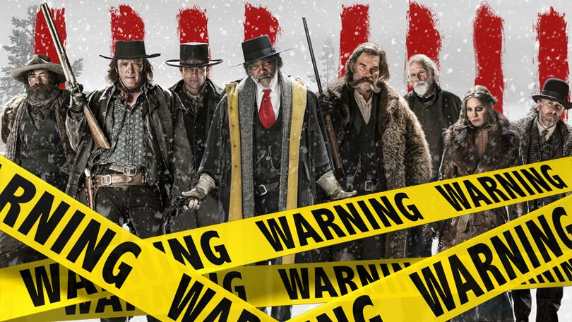 The Hateful Eight verwijderd Netflix