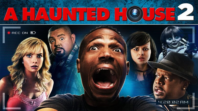 A Haunted House 2 Netflix