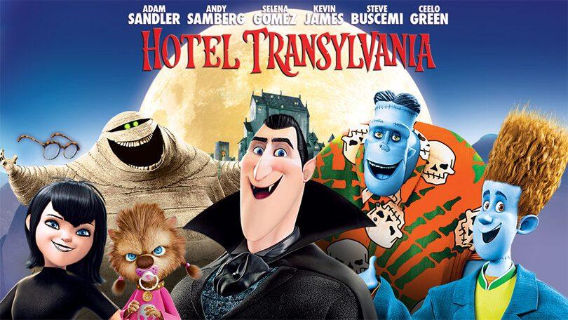 Hotel Transsylvanië Netflix