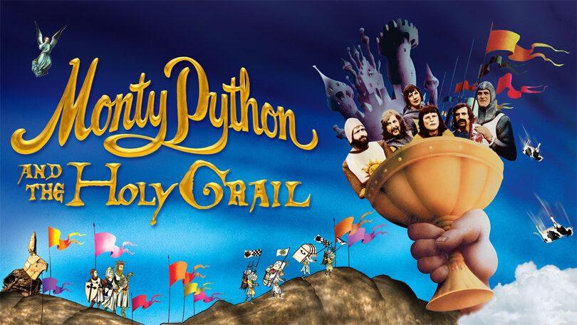 Monty Python Holy Grail Netflix