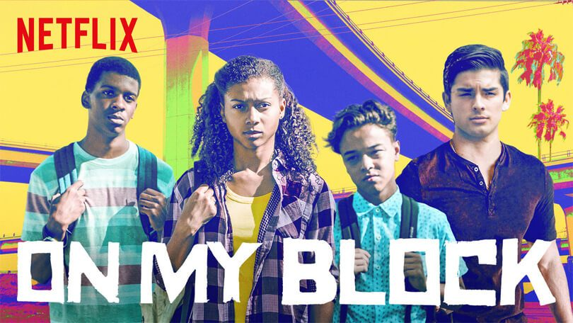 On My Block seizoen 2 Netflix