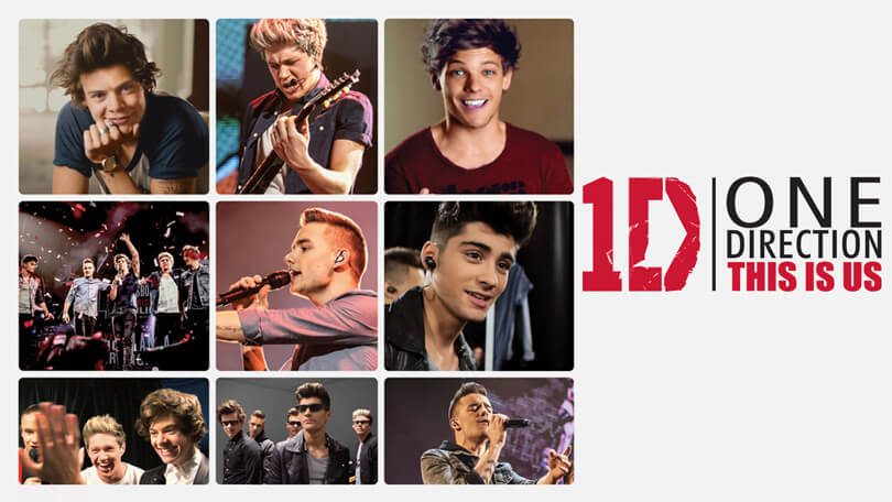 One Direction: 1D This Is Us Netflix