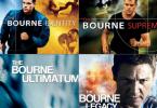 Bourne films op Netflix nederland