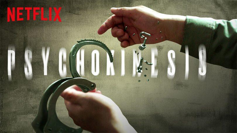 Psychokinesis Netflix
