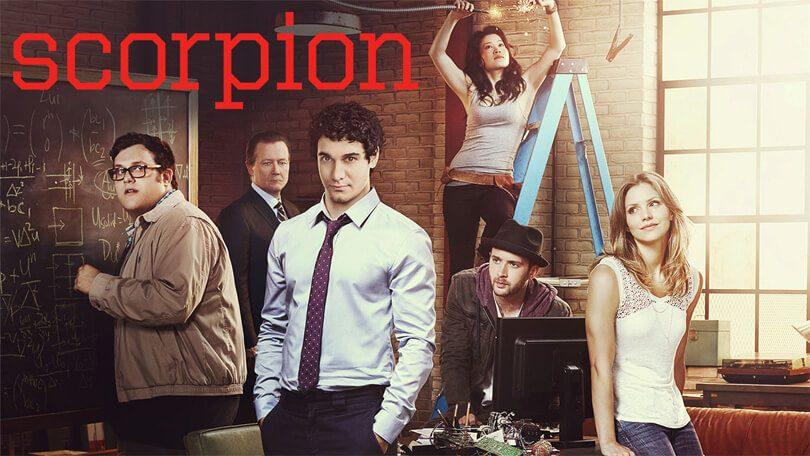Scorpion seizoen 3 Netflix