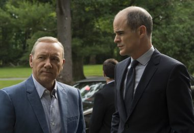 Kevin Spacey Doug Stamper House of Cards