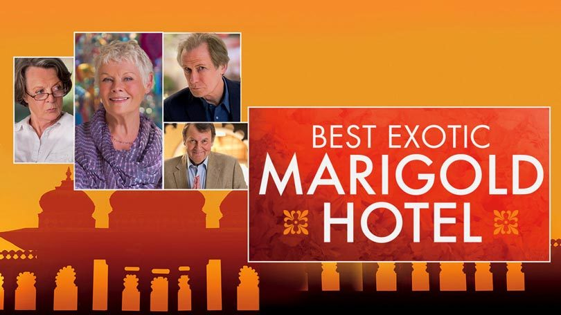 The Best Exotic Marigold Hotel Netflix