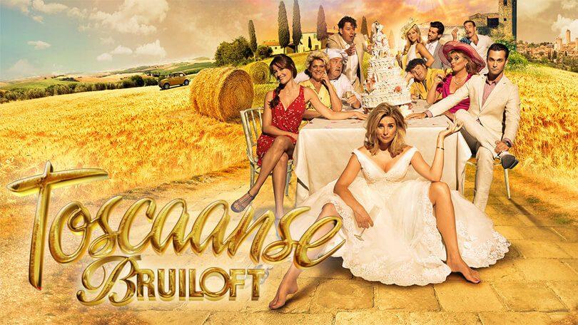 Toscaanse Bruiloft Netflix