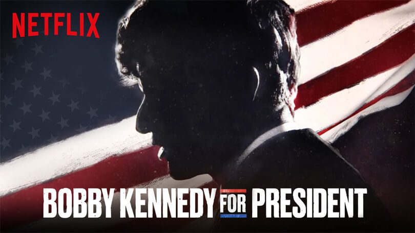 Image result for bobby kennedy for president netflix poster
