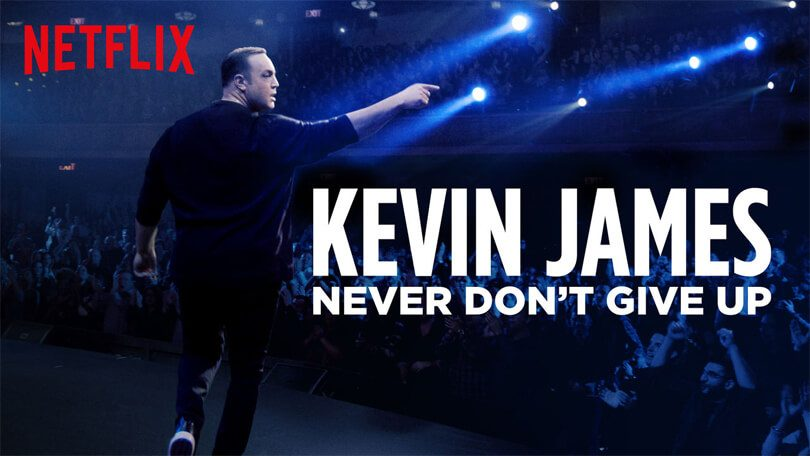 Kevin James Stand-up 2017 netflix