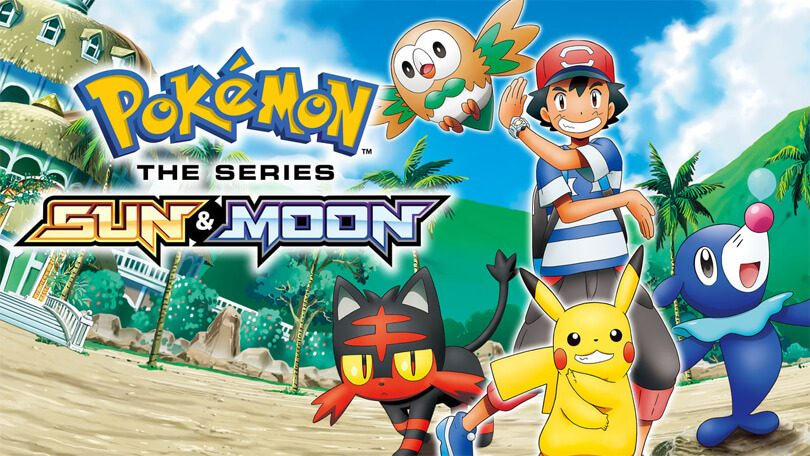 Pokemon the Series Sun and Moon Netflix
