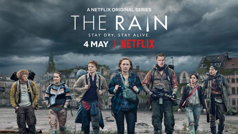 The Rain Netflix seizoen 1 poster