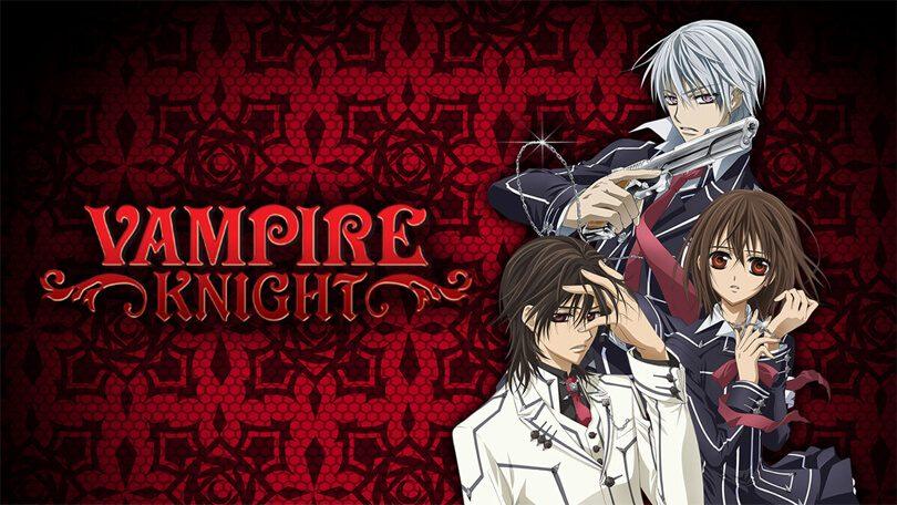 vampire knight netflix