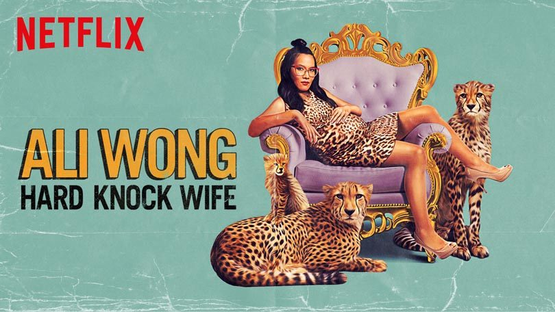 Ali Wong Hard Knock Wife Netflix