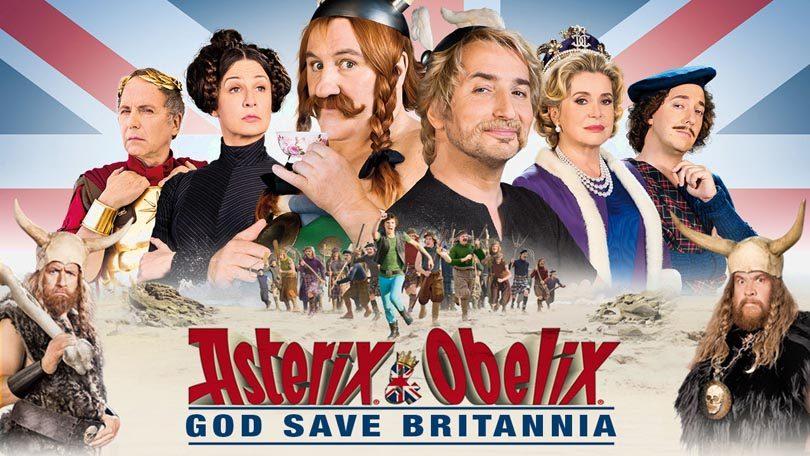 Asterix en Obelix bij de Britten Netflix