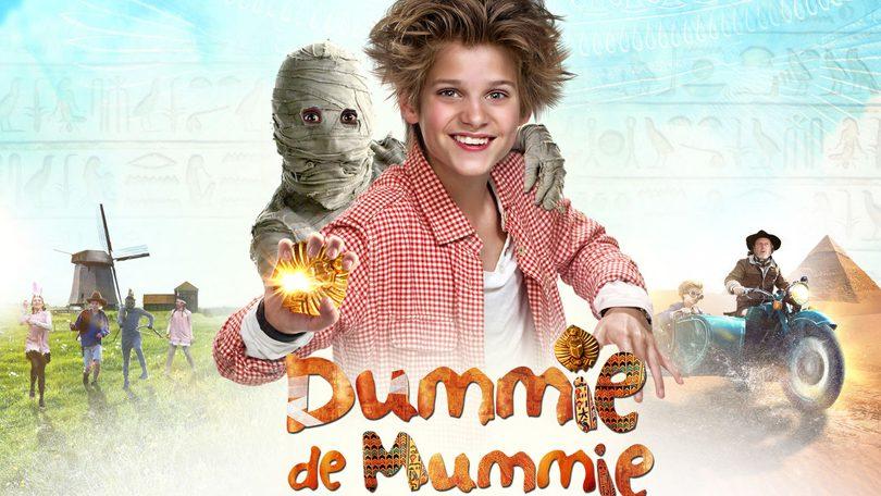 Dummie de Mummie Netflix