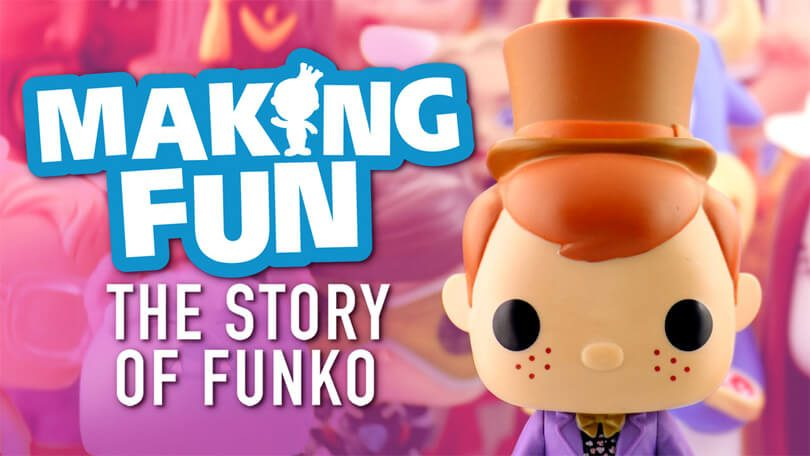 Making Fun: The Story of Funko Netflix