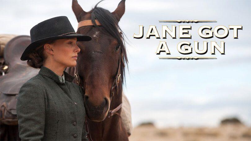 Jane Got a Gun Netflix