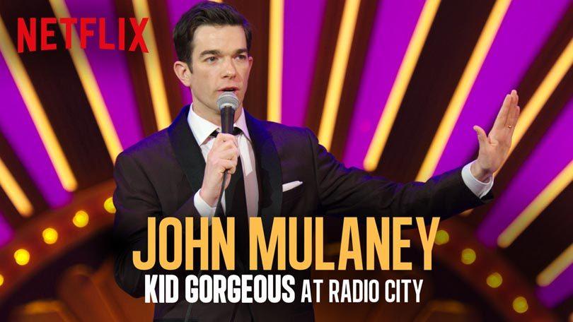 John Mulaney Kid Gorgeous at Radio City Netflix