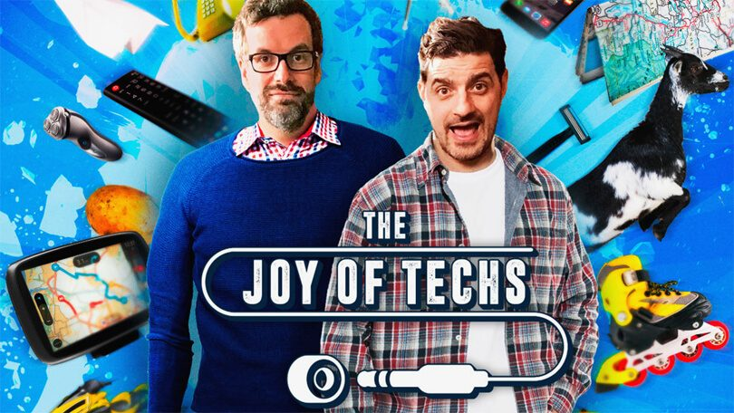 The Joy of Techs Netflix