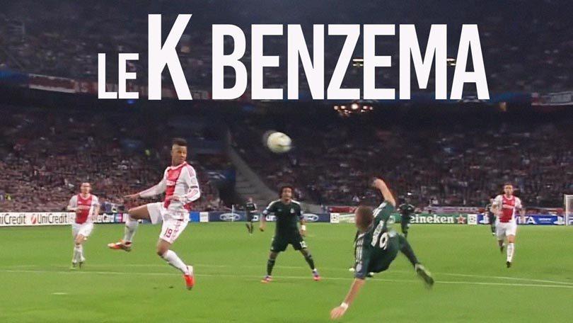 Le K Benzema Netflix