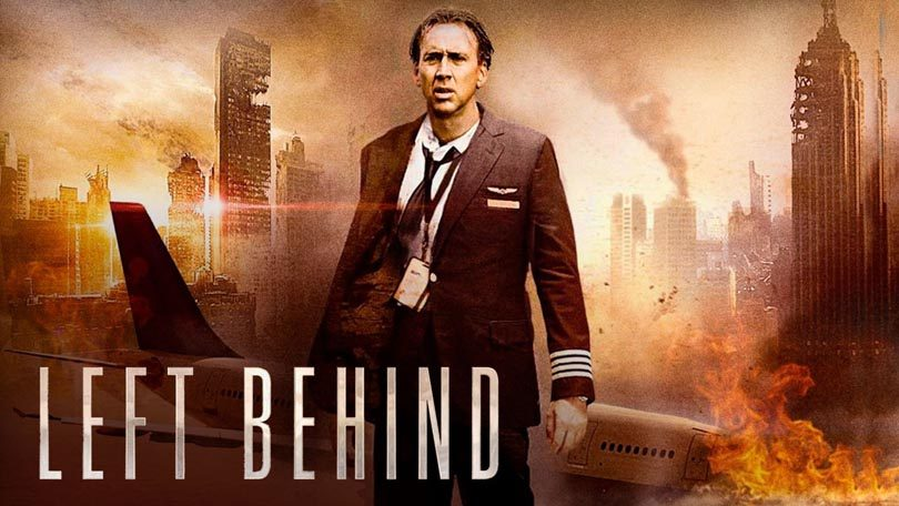 Left Behind Netflix