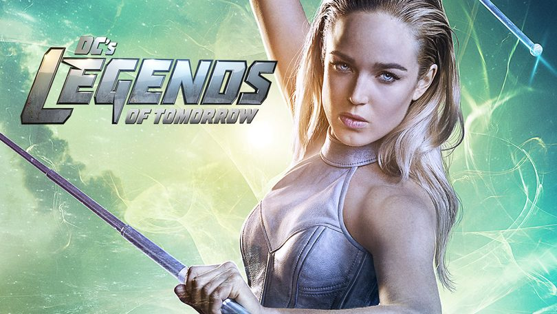 Legends of Tomorrow seizoen 4 Netflix seizoen 4