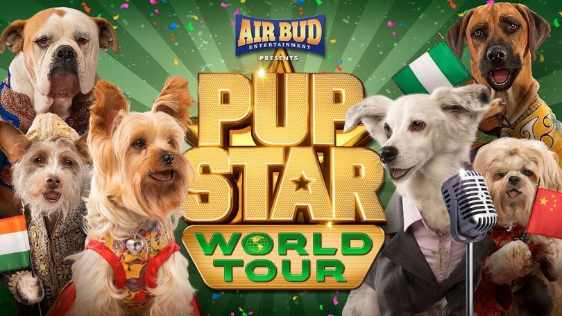 Pup Star World Tour Netflix