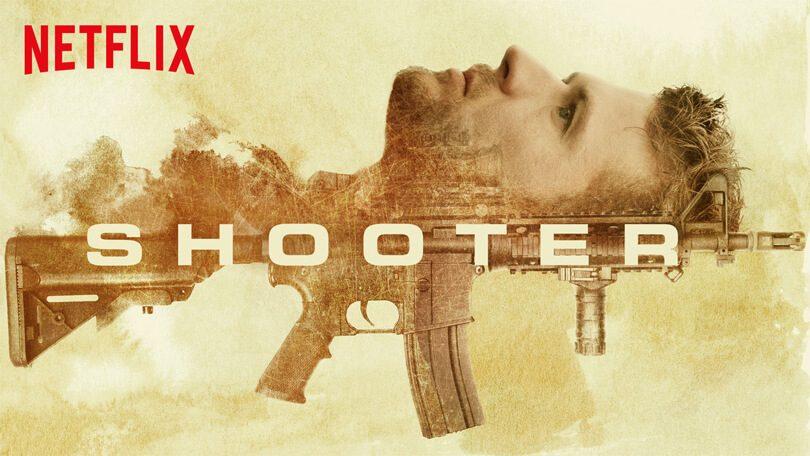 Shooter seizoen 3 Netflix