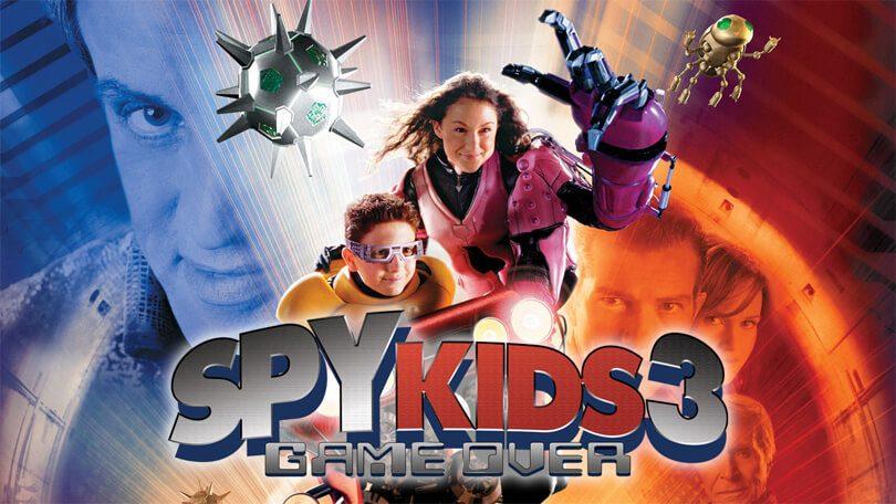Spy Kids 3D Netflix