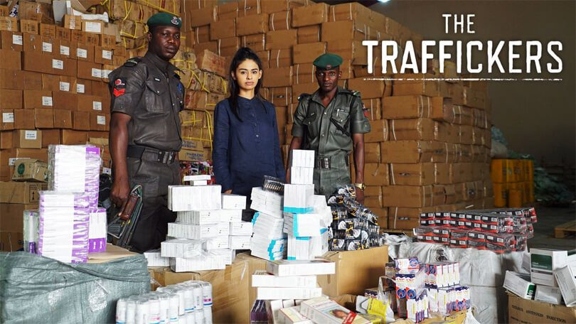 The Traffickers Netflix