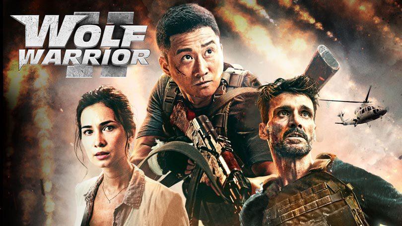 Wolf Warrior 2 Netflix