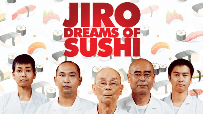 Jiro Dreams of Sushi Netflix