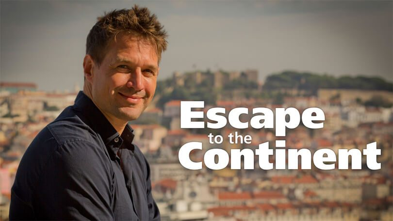 Escape to the Continent Netflix